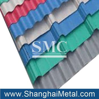 different sizes of galvanized steel sheet and plate