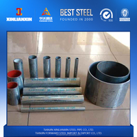 high quality oil and water galvanized pipes