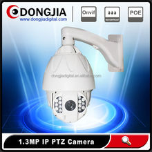 Full hd night vision waterproof high speed dome onvif p2p poe 1.3mp 960p network full hd 18x megapixel ptz ip camera