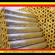 Glass wool Pipe glass wool insulation