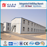UAE Dubai Modular House, Accommodation, Construction Site Labour Camp, Temporary Office