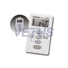 CENTER-342 Temperature and humidity datalogger with Measure the temperature -30~70C