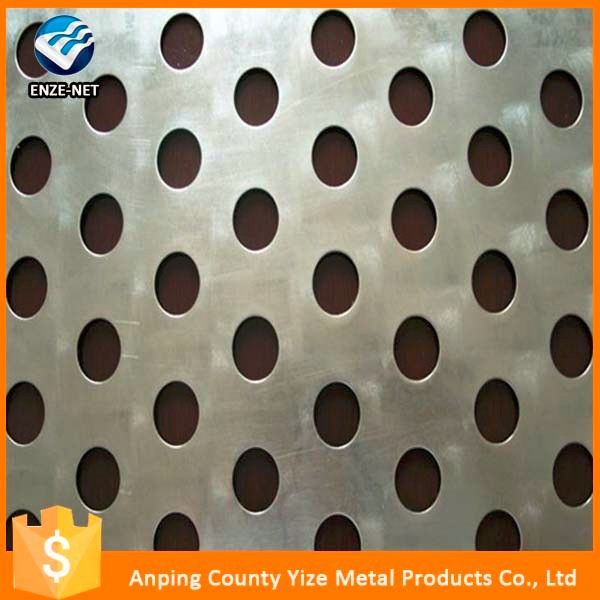 low price cheap circle micro perforated metal