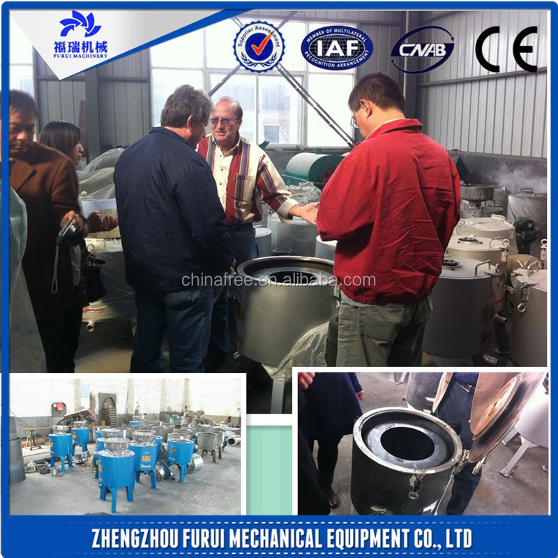 Automatic used transformer oil filter machine/engine oil filter recycling machine