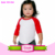 Baseball sport tee shirts wholesale raglan blank plain custom cheap round neck 3/4 sleeves mommy and me baby girl raglan tshirts
