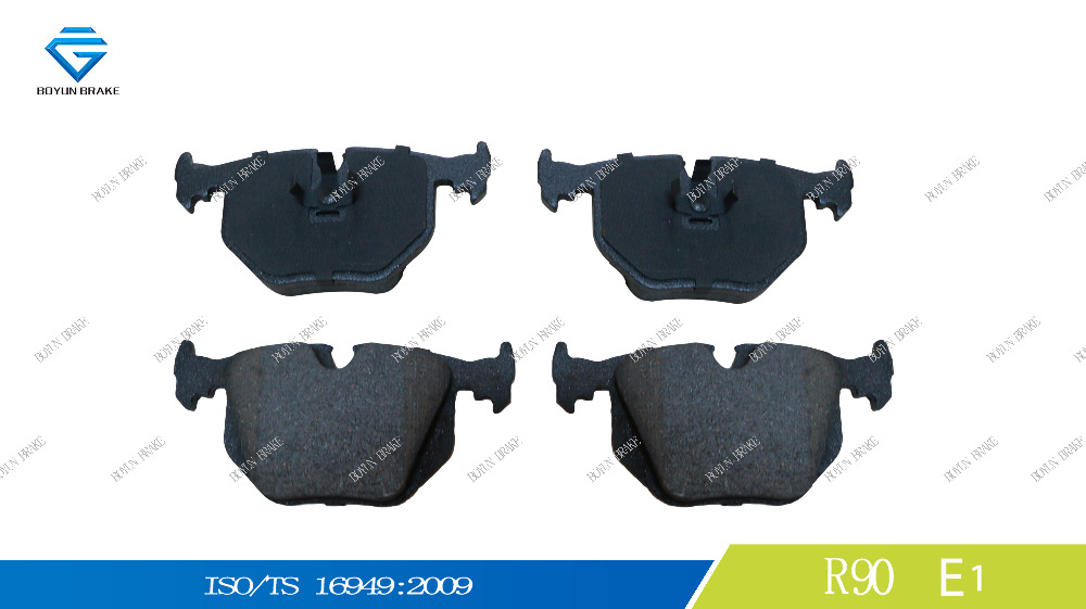 Good quality factory price brake pad D548 34211159960