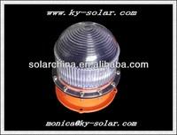 1000m visible range solar fishnet light with best quality