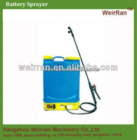 (2461) rechargeable battery backpack pump of sprayer fumigation, garden electric sprayer, rechargeable backpack sprayer