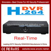 cms h.264 network hardware compression 4ch/8ch/16ch network dvr