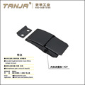 [TANJA] A27 Concealed toggle latch /built-in draw latch black electrophoresis paint