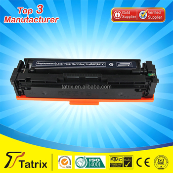 compatible toner cartridge 201X CF403X for hp laserjet pro MFP M277n toner