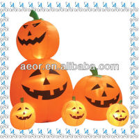2013 hot sale halloween pumpkin decorations led light pumpkin