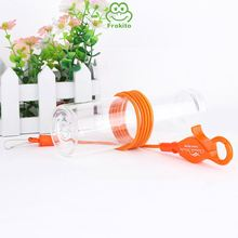 Top fashion firm user-friendly retractable bungee coil lanyard