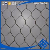 Professional manufacturer cheap g.i. hexagonal wire mesh