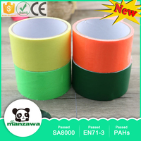 China fireproof self adhesive aluminum foil duct tape
