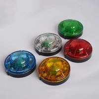 Waterproofed LED warning flash light led emergency light car used led rotating beacon light with magnetic base