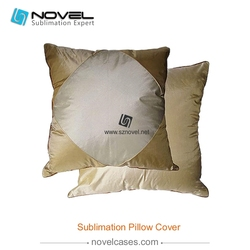 High performance colorful custom pillow cover