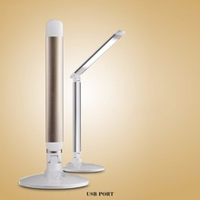 Top selling customization length hotel use enery saving folding LED desk lamp