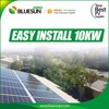 Bluesun 10 kw solar generator system for home use off grid with battery