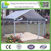 Alibaba china - cheap 6x10x6 large portable dog kennels for sale