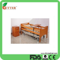 Best Selling Three Function Electric Home Care Hospital Beds for sale