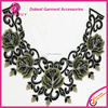 Latest Design Fashion Chinese Neck Sex Lace Trim Lace Collar