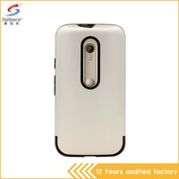 China manufacturer wholesale bulk cheap phone case for moto g3
