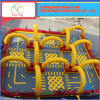 Go Karts Inflatable Race Air Track