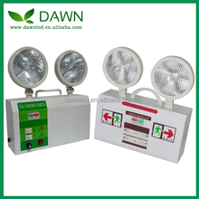 32pcs led Wall mounted rechargeable led emergency lamp with two heads
