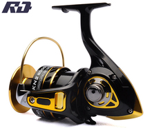 Best Spinning Fishing Reel 9+1BB 5.3:1Gear Ratio Left Right interchangeable CNC Machined Handle