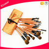 human hair private label makeup brush custom with BSCI audit