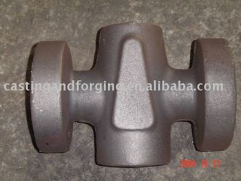 Manufacturer Die forging spare parts with good quality in bulk