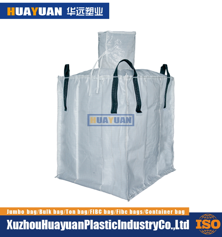 China PP woven baffle super quality super sacks flexible container bag