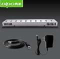 Factory Unibody 10 ports USB 2.0 metal shell Hub with power adapter