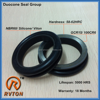 Mechanical Face oil Seals For Construction Machinery/Floating Seals