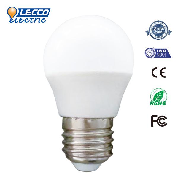 Economic And Efficient LED Bulb G45 3W High Power Factor bulb led Etl Excellent ufo Edison Style Led Light Bulbs
