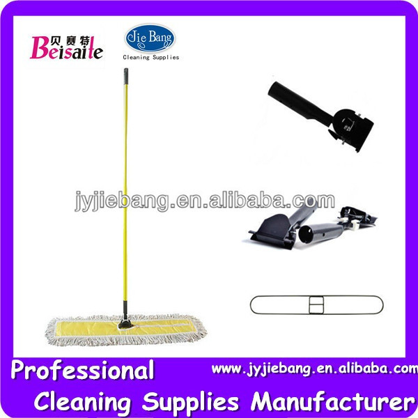 2014 hot sale/American type fiberglass dust mop