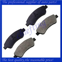 ZQ92190580 425238 425239 425276 425221 425341 425259 425218 425423 for Citroen XSARA Peugeot 1007 206 307 brake pad
