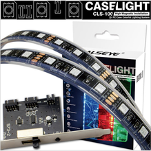 Alseye manufacturer IA0402 rgb led strip 10 led light colours option