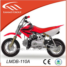 110cc dirt bike for sale cheap with best quality and automtic gear with CE LMDB-110A