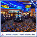 Most wanted products Low price new custom made casino carpet