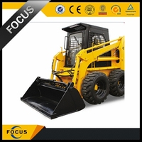 mini track skid steer loader XCMG XT760 for sale