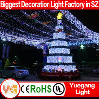 8*10M large net led lights christmas village led lights decorative running led lights for christmas