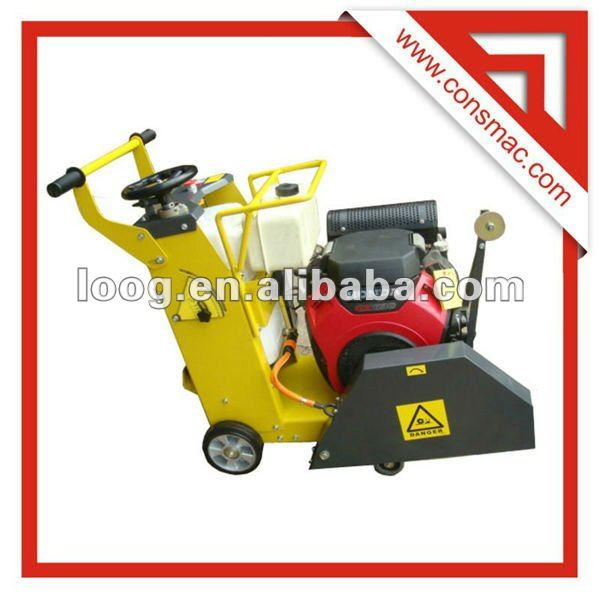 Air cooled Robin Engine Concrete Flooring Sawing