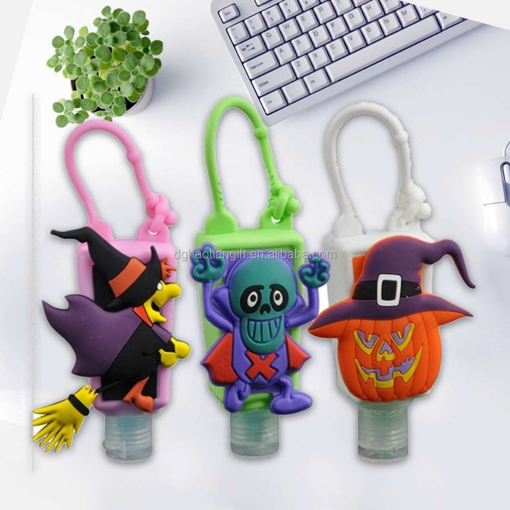 Disney audit factory custom make cartoon figures liquid bottle holder