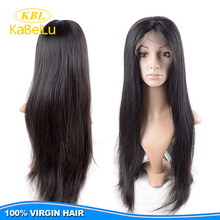 KBL Virgin remy 100 human hair lace front wigs with bangs,virgin japanese hair wigs,cheap pastel wig long straight wig cosplay