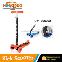 2016 Alibaba Chinese Wholesale New Model Cheap Off Road Kids Kick Scooter