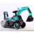 China cheap battery 6V mini baby electric Excavator toy car for kids