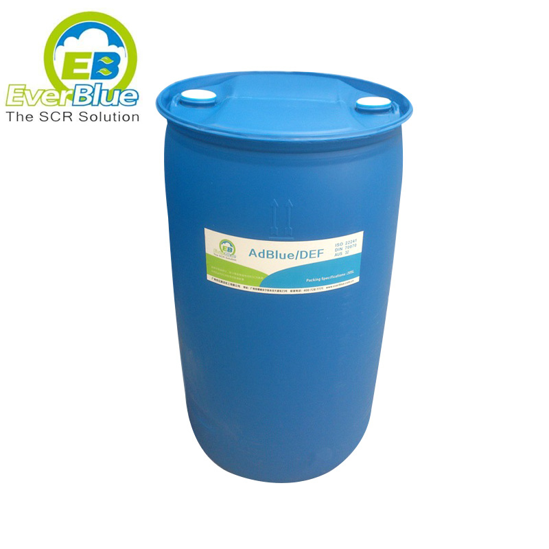 Good Quality High Quality 205L Drum AdBlue Urea Solution for SCR System