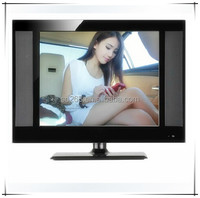 15inch lcd tv Screen Support and hotel,bathroom,bus,bedroom,portable Use lcd tv